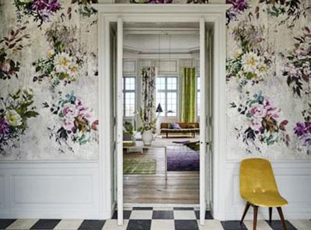 Papeles pintados decotek - Maison decor papeles pintados ...