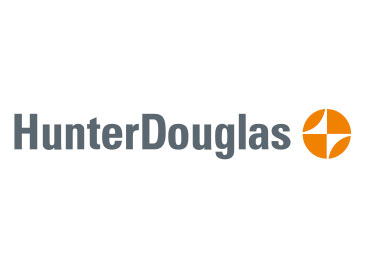 Hunter Douglas Logo Stores y Cortinas Decotek